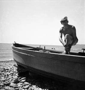 """Έκθεση αρχιτεκτονικής και φωτογραφίας """"Lucien Hervé: Το καλοκαίρι του κυρίου Le Corbusier"""""""